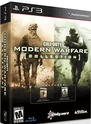Activision Call Of Duty: Modern Warfare Collection Ps3 Pl...