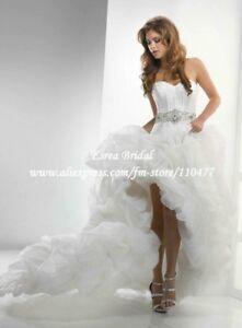 Robe de mariée jamais portée !