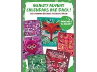 Body Shop beauty advent calendars