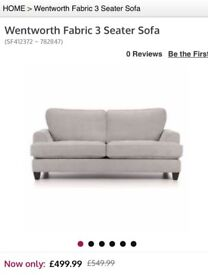 New Two & Three Seater Sofas!