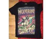 Marvel Wolverine T-Shirt large
