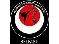 Karate Class - Kids & Adults