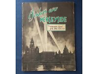 Bombers over Merseyside Book - WWII - good condition.