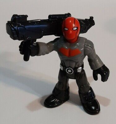 Imaginext DC Super Friends RED HOOD Figure Series 1