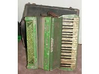 Pancotti 120 bass accordian