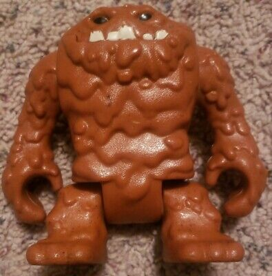 """Fisher Price Imaginext DC Comics Clayface Clay Face 5"""" Figure W1713"""