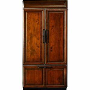 Réfrigérateur PRO 42'', Portes françaises, KitchenAid