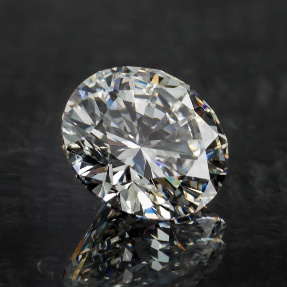 1.50 Carat Loose H / VVS2 Round Brilliant Cut Diamond GIA Certified