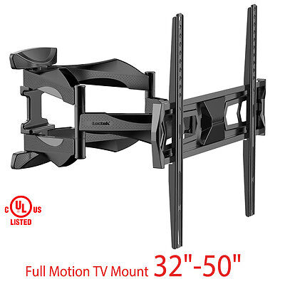 Fleximounts Articulating LCD LED TV Wall Mount Bracket 32 39 42 50 for Samsung