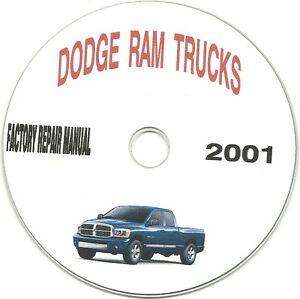 Dodge ram shop manual