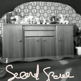 Second Space Peterborough on Facebook vintage and retro.
