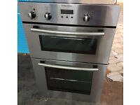 n183 stainless steel electrolux double oven integrated electric oven comes with warranty