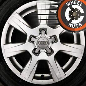 "16"" Genuine Audi alloy 5x112 spare wheel"