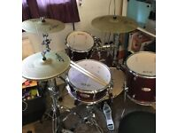Pearl Midtown drum kit