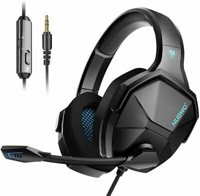 Gaming Headset for PS4 Xbox One PC, Bass Surround Headphones Jeecoo N13  NEW NYC