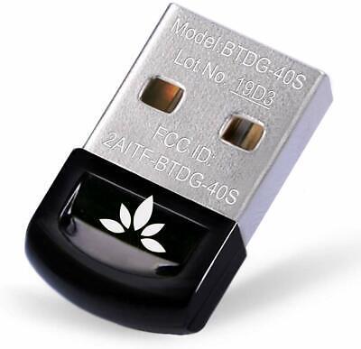 Dg40s Usb Bluetooth 4.0 Adaptador Dongle Para Pc Ordenador Portatil S comprar usado  Enviando para Brazil