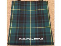 Modern MacArthur Tartan Made To Measure Kilt
