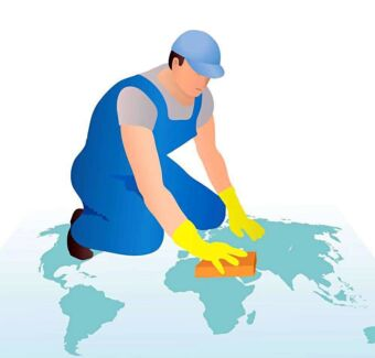 Cleaning service available now