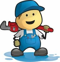 Experienced plumber available for hire