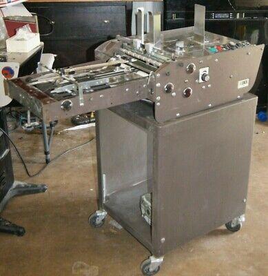 Abdick 1200 Envelope Feeder Print Shop Pressroom Machine Equipment