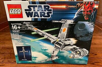LEGO Star Wars B-Wing Starfighter (10227) ***Factory Sealed***