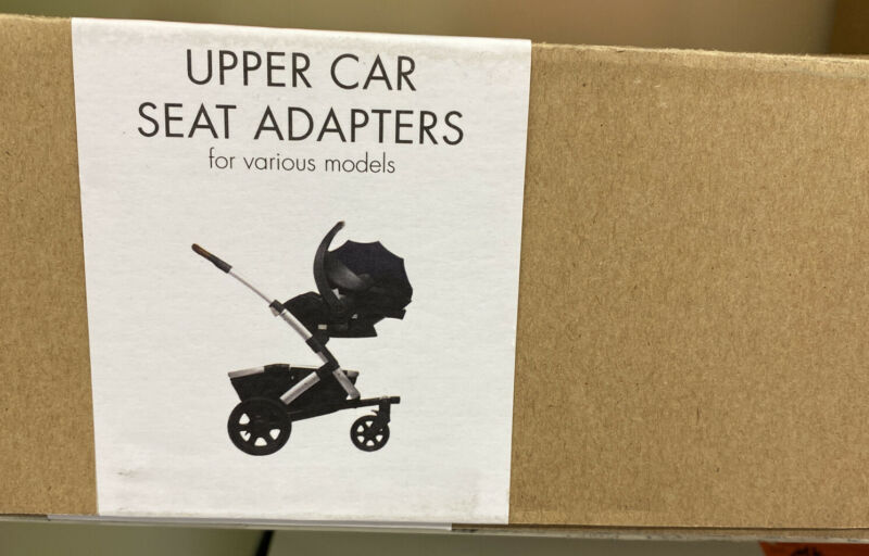 Upper Car Seat Adapters for Joolz Geo2 Stroller