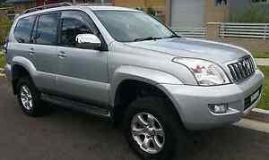 Toyota Landcruiser Prado 2003 Parramatta Parramatta Area Preview