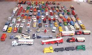 selection of 145 toy cars - matchbox, corgi and hotwheels Macclesfield Mount Barker Area Preview