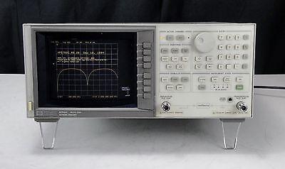 As-isparts -agilent Hp 8752c 300khz-1.3ghz Network Analyzer