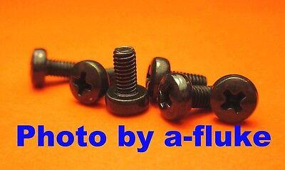 New Fluke 110 111 112 Sears 81437 Multimeter Battery Case Cover Screw Set6
