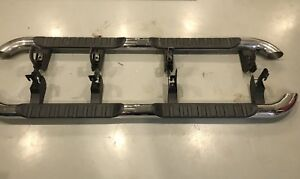 Chrome Side Steps Running board for Crew Cab Chevy or GMC