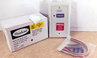 1 New Rauland Pbs113 Pushbutton For Help Nurse Call Station Nib Make Offer