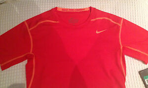 Nike Pro Combat Dri-Fit compression shirt
