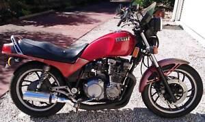 Yamaha XJ750 1981