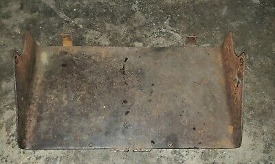 Allis Chalmers Wd Tractor Reat Step Plate Ac Wd45 Part