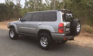 2009 Nissan Patrol immaculate