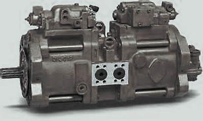 Daewoo Excavator S220 Motor