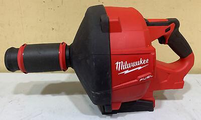 Read Desc- Milwaukee M18 Fuel Drain Snake 2772-20 Tool Only