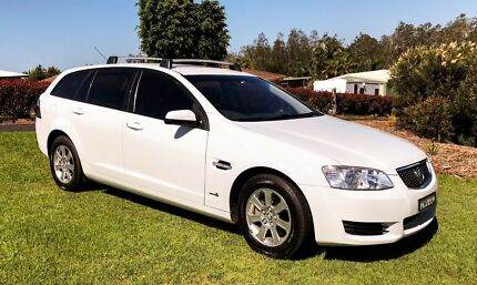 2011 Holden Commodore VE Series II Wagon