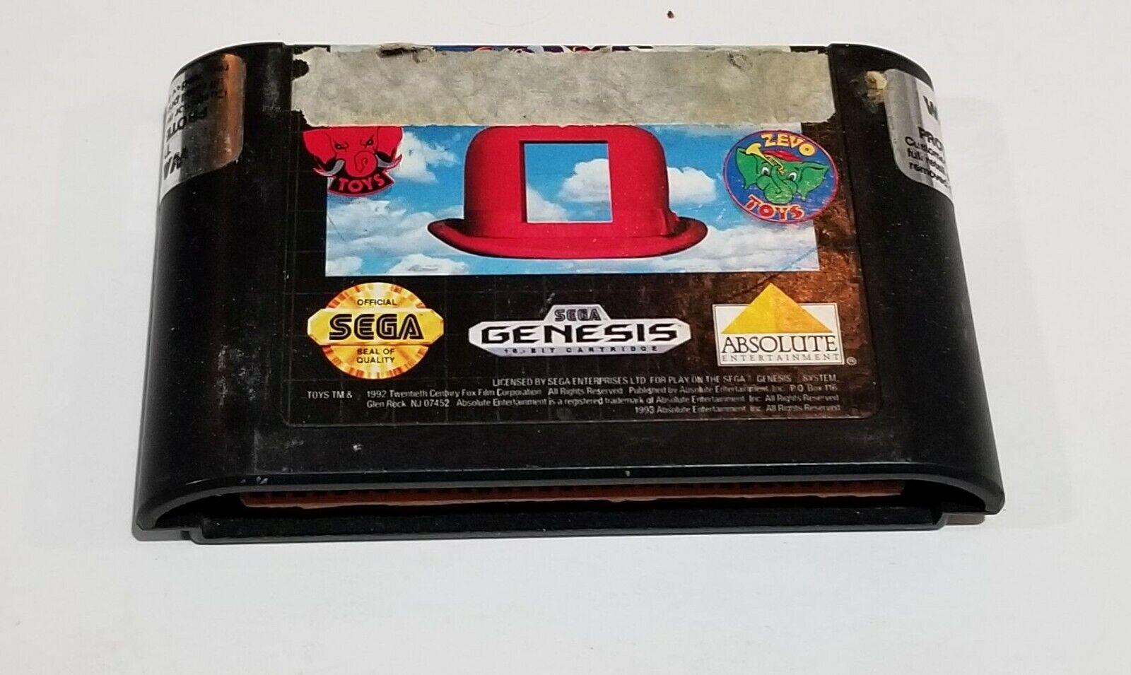 Toys Sega Genesis, 1993  - $1.99