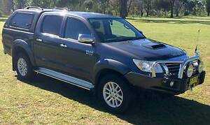 2014 Toyota Hilux Ute Calala Tamworth Surrounds Preview