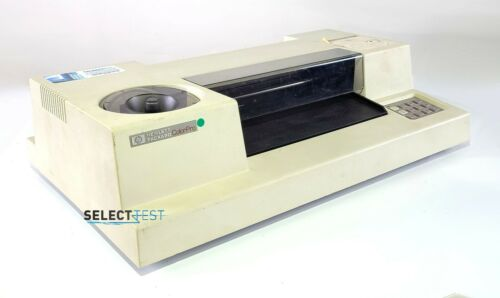 HP 7440A COLORPRO 8 PEN DESKTOP COLOR PLOTTER (GPIB/HPIB) ***LOOK*** (REF: 285G)