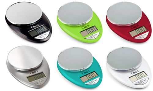 pro digital kitchen food scales 1g 12lb