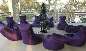 Beanbag Hire Brisbane and Gold Coast party hire & event hire