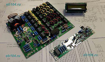 HF power amplifier KIT MOSFET VRF2933 LPF 300W 1 8