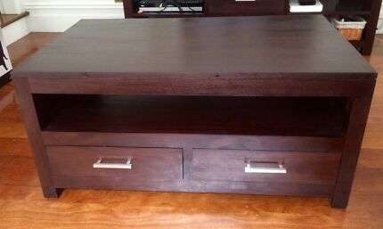 *BRAND NEW* Mahogany Timber Coffee Table *NEVER USED* Woollahra Eastern Suburbs Preview