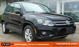 2014 Volkswagen Tiguan Trendline MP3, Bluetooth wireless tech...