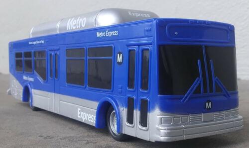 1/50 Scale NABI Transit Bus Los Angeles Metro Exp model bus LA Metro bus new