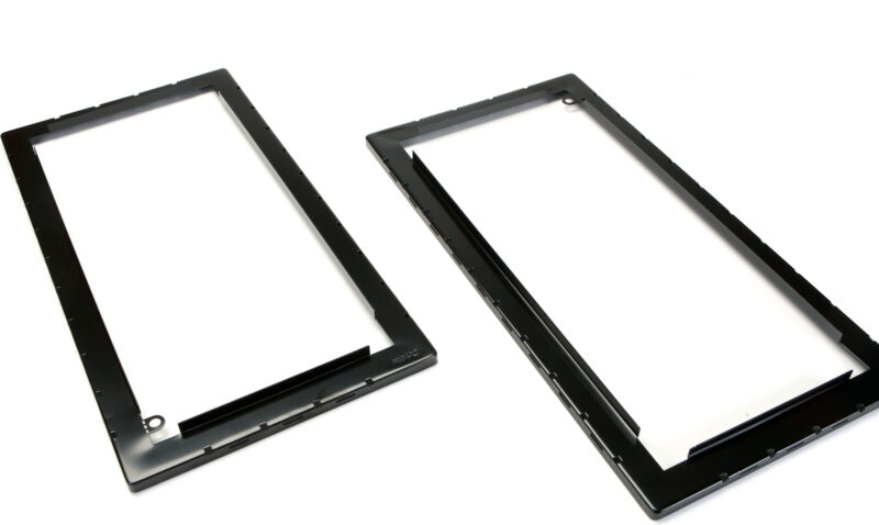 Definitive DI-6.5LCR Rough-in kit in-wall mounting brackets
