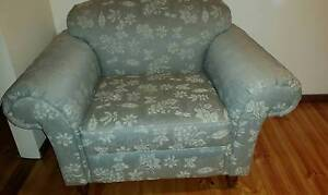 Green Armchair The Patch Yarra Ranges Preview